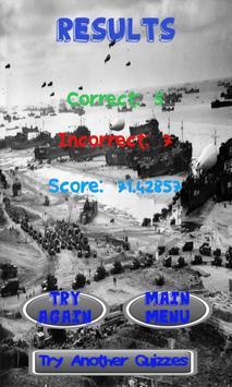 World War 2 Knowledge test apk screenshot