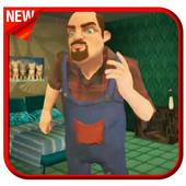 guide of Scary Hello Neighbor aplha game icon