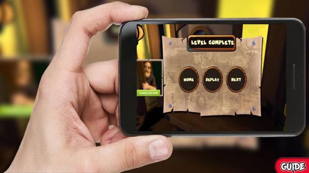 guide of Scary Hello Neighbor aplha game screenshot 1