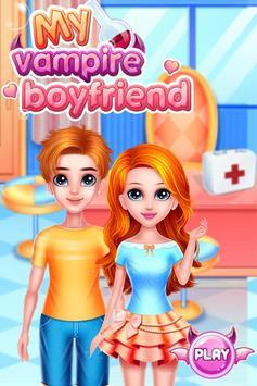 My Vampire Boyfriend poster