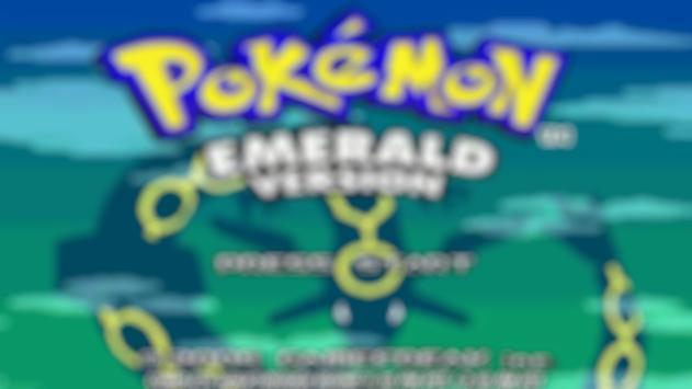 Emerald (emulator) poster