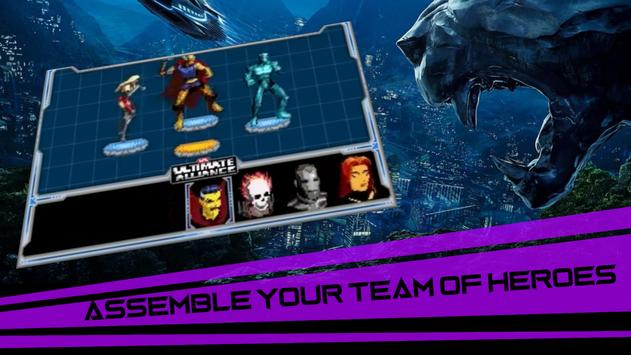 Infinity War Game poster