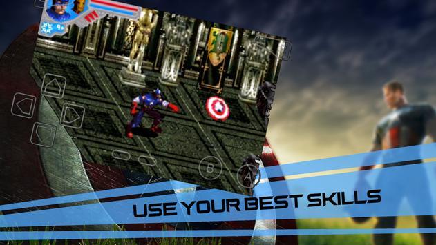 Infinity War Game screenshot 1