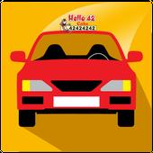 Hello42 Cab Driver icon