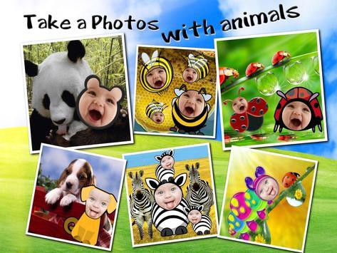 Baby Faces Photo Frames screenshot 7