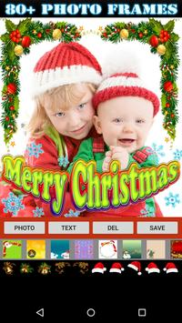 Christmas Frames and Stickers poster