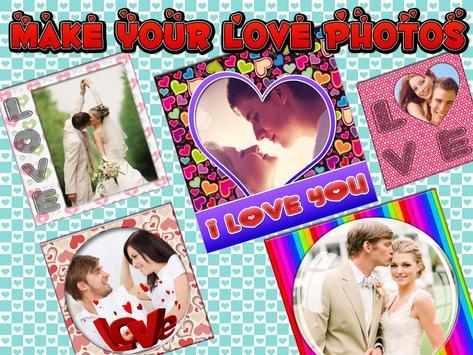 I Love You Photo Frames screenshot 9