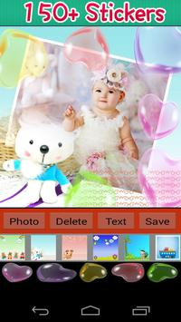 Lovely Baby Photo Frames screenshot 13