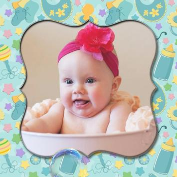 Lovely Baby Photo Frames screenshot 5