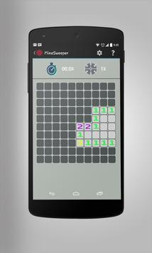 MineSweeper- classic apk screenshot