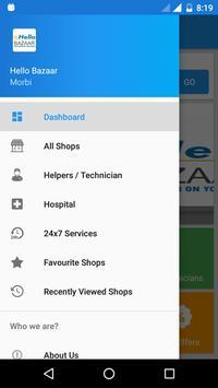 Hello Bazaar - Morbi apk screenshot