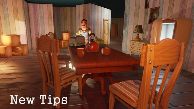 Tips For Hello Neighbor poster