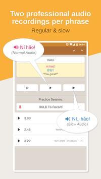 Chinese Phrasebook (Mandarin) apk screenshot