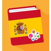 Spanish Phrasebook Learn Free icon