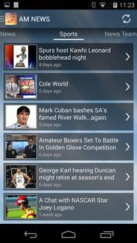 WOAI AM NEWS AND ALARM CLOCK screenshot 3