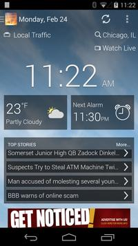 WPMI AM NEWS AND ALARM CLOCK poster