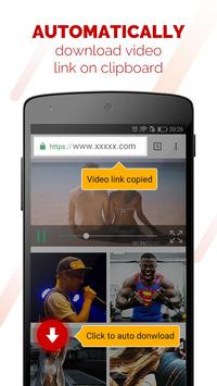 Trumptube Video Downloader apk screenshot