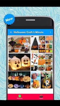 Helloween Craft Five Minute screenshot 1