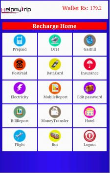HelpmyTrip Apps screenshot 12