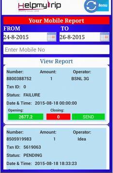 HelpmyTrip Apps screenshot 7