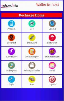 HelpmyTrip Apps screenshot 5