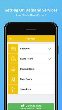 Helpbit- Electronics Repair & Home Services in UAE apk screenshot