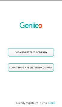 Geniiee for Professionals screenshot 1