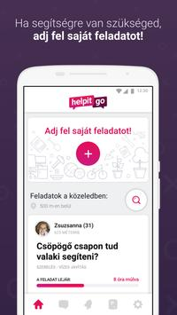 Helpitgo screenshot 1