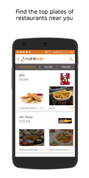 HelpMeOrder - Dish Reviews apk screenshot