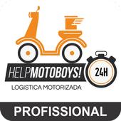 Help Motoboys - Profissional icon