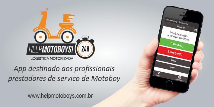 Help Motoboys - Profissional apk screenshot
