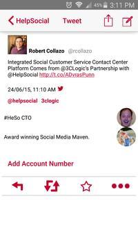 HelpSocial screenshot 1
