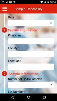 Hemostasis apk screenshot