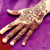 Latest Mehndi Designs(Offline) icon