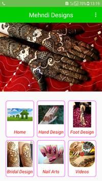 Latest Mehndi Designs(Offline) poster