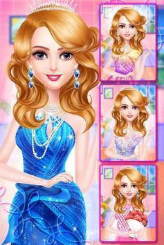 Princess makeup salon and wedding dressup screenshot 10