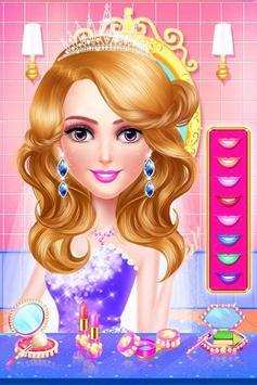 Princess makeup salon and wedding dressup screenshot 22