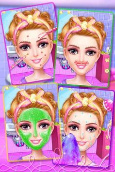 Princess makeup salon and wedding dressup screenshot 2