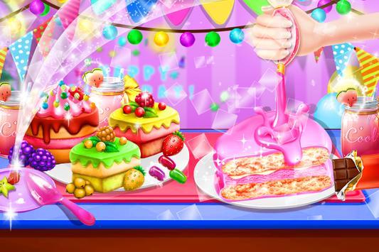 Cake Maker Mania Chef Cooking screenshot 2