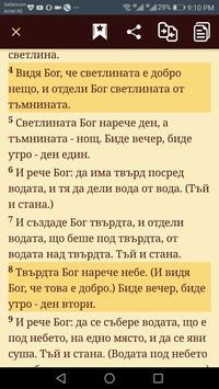 Bulgarian Bible    Синодалната Библия screenshot 2