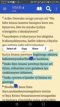Bibiliya Yera - Kinyarwanda Bible screenshot 5