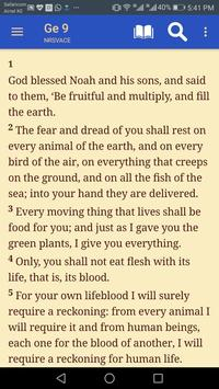 Holman Christian Standard Bible poster