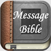 Message Bible - OFFLINE Bible icon