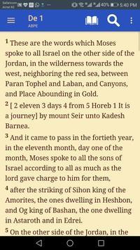 Message Bible - OFFLINE Bible screenshot 5