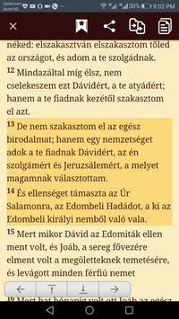 Hungarian Károli Bible screenshot 4