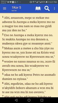 Asante Twi Bible screenshot 2