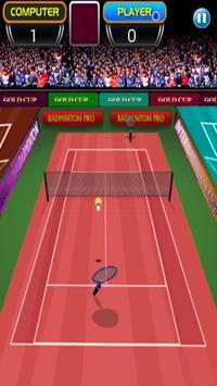 Badminton game screenshot 12