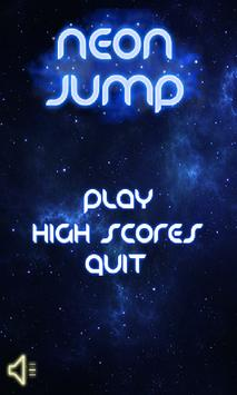Neon Jump screenshot 1