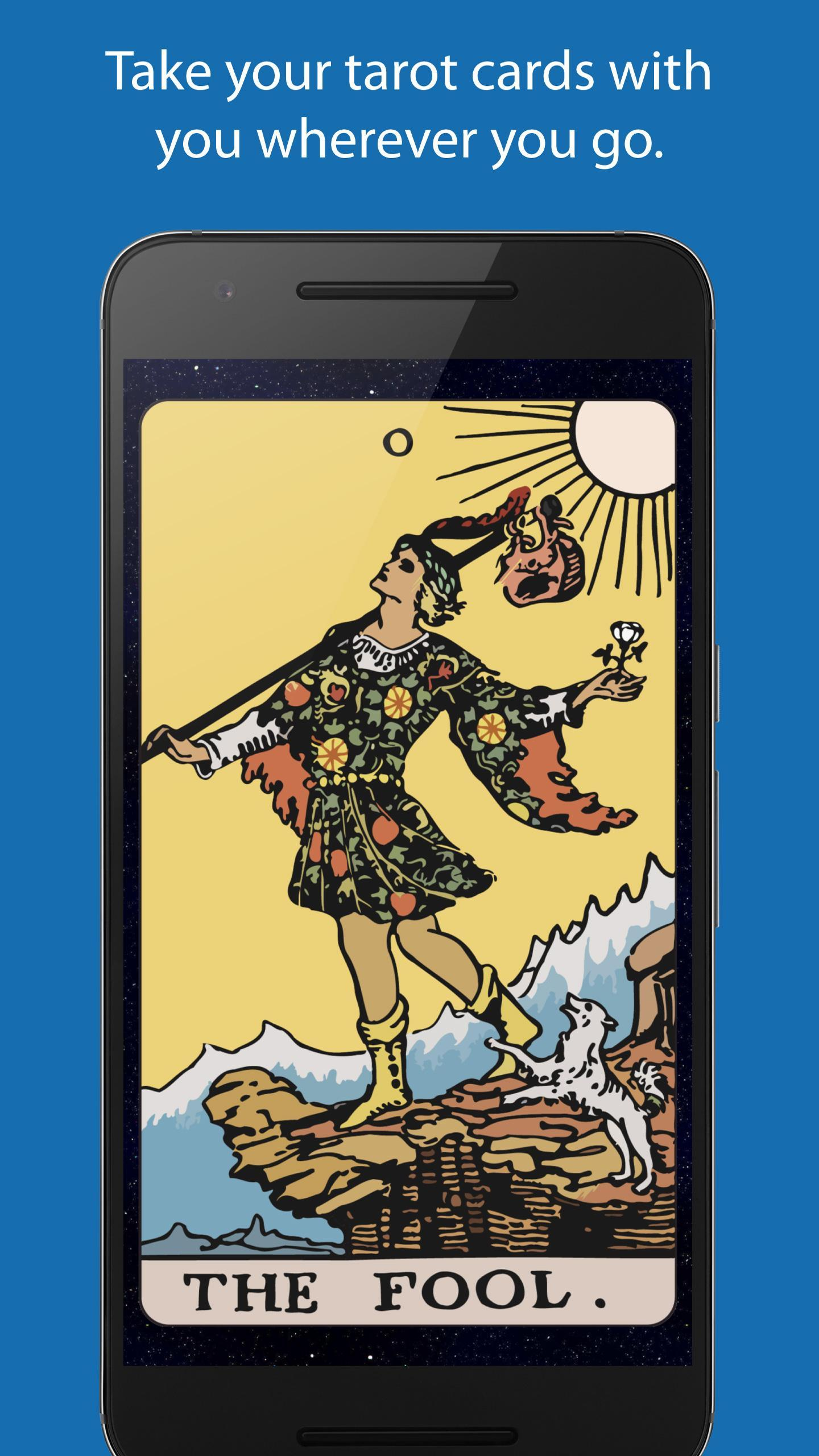 Galaxy Tarot for Android - APK Download