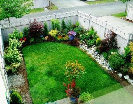 تصميم حديقة منزل